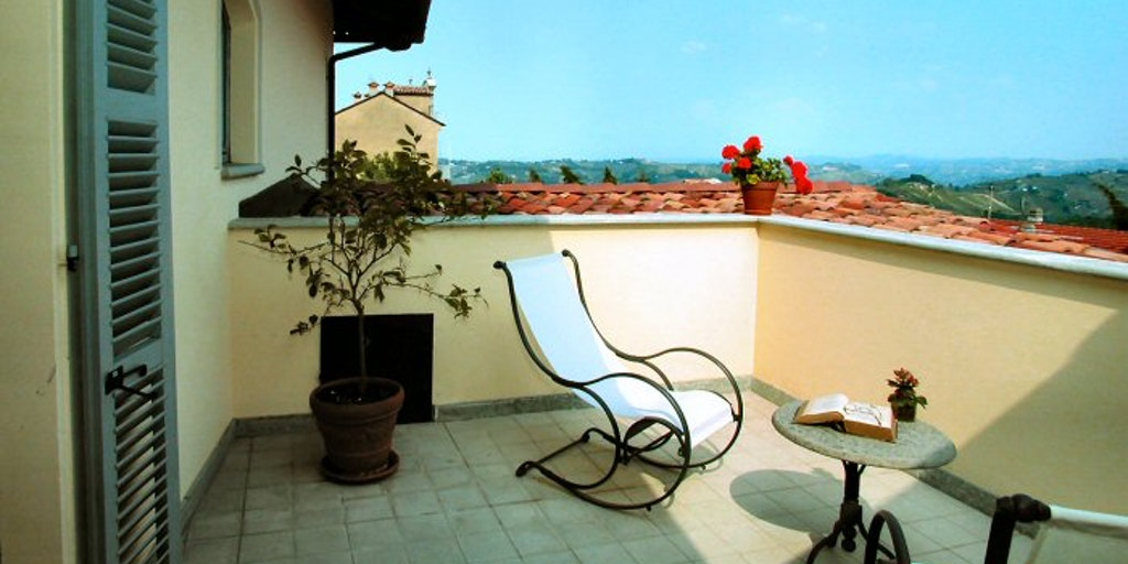 Terrace for Superior Room