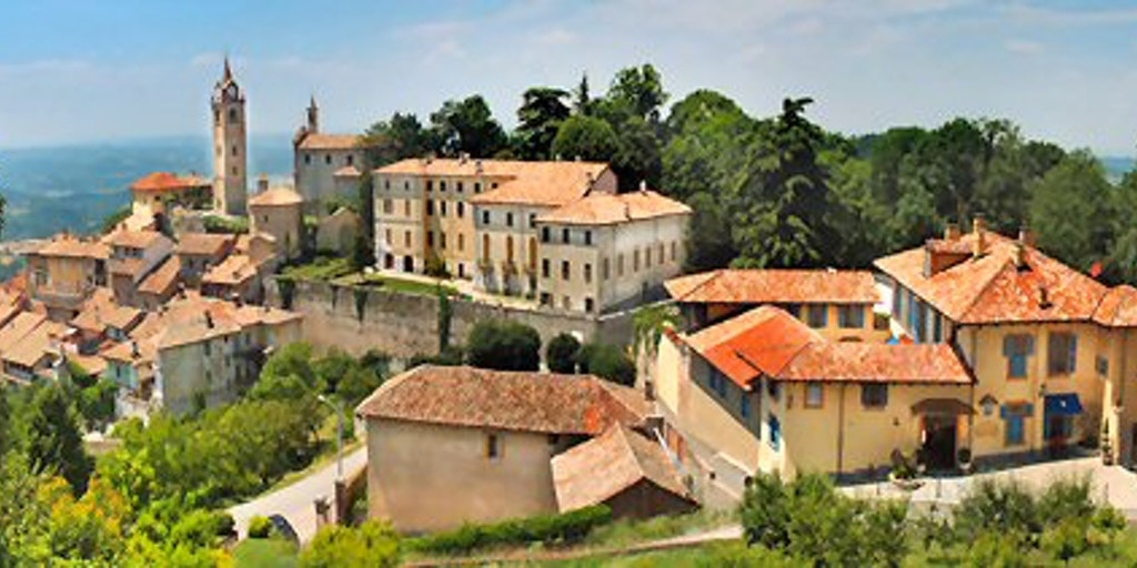 Villa Beccaris (vorne rechts)