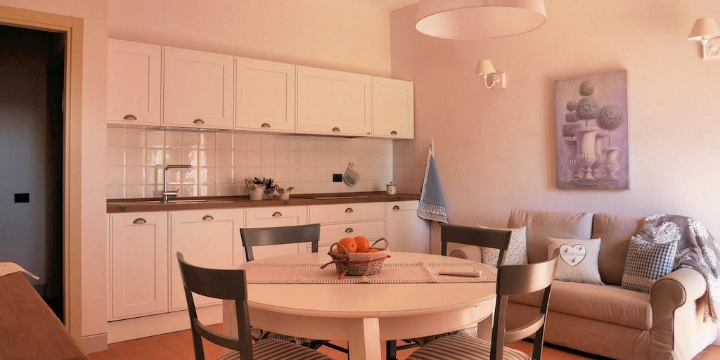 Lägenheten Corbezzolo