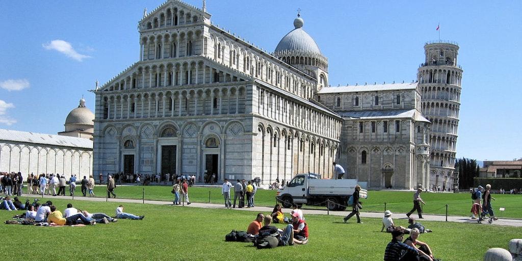 Campo dei Miracoli in Pisa