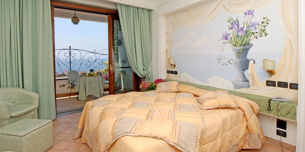 Et les chambres sont tellement romantiques...