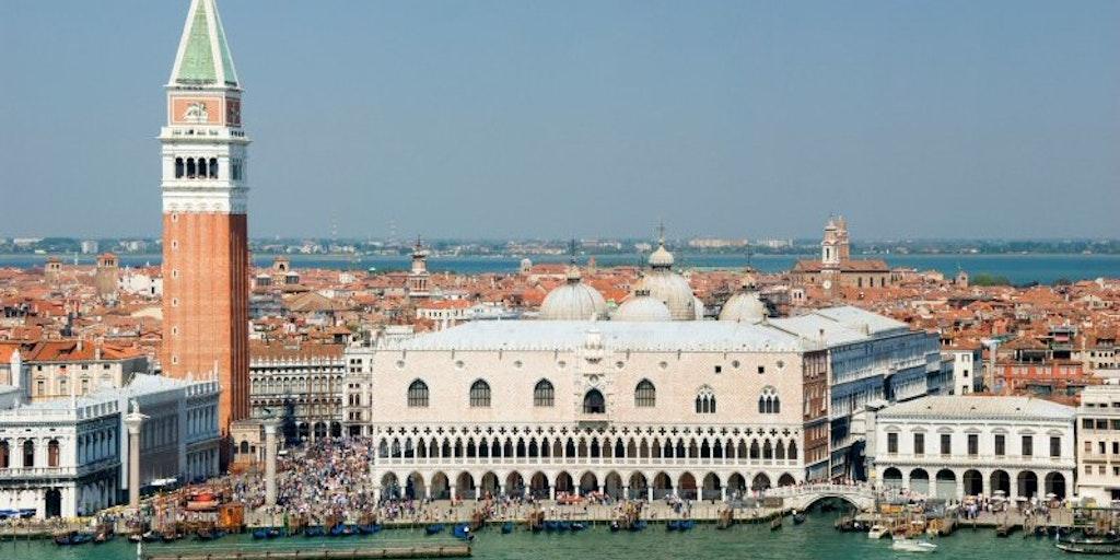 Palazzo Ducale in Venedig