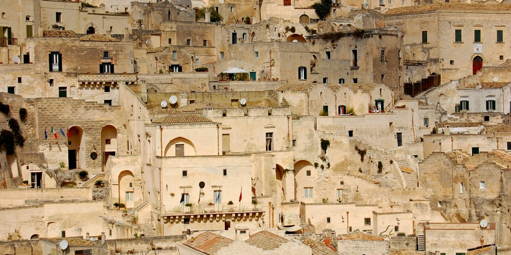 Sassi of Matera is a true labyrinth