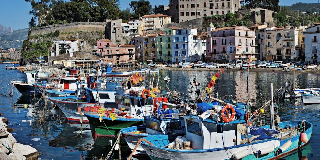 Den gamla hamnen