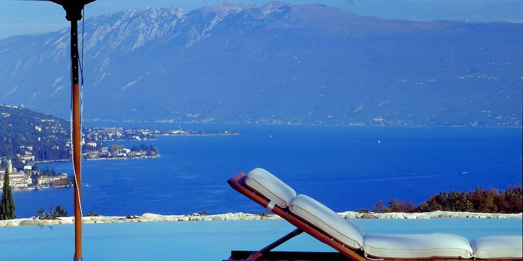 Views over Lake Garda