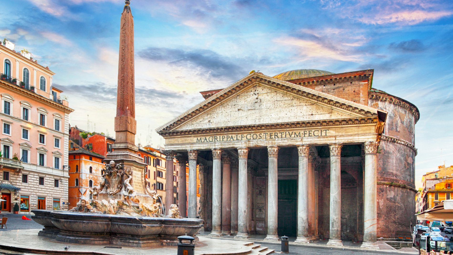 Storbyferie i Rom Forlænget weekend