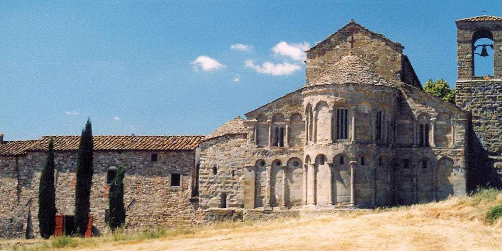 Romena monastery