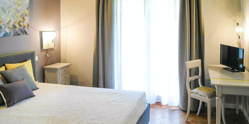 Eksempel på Villa Ludovica
