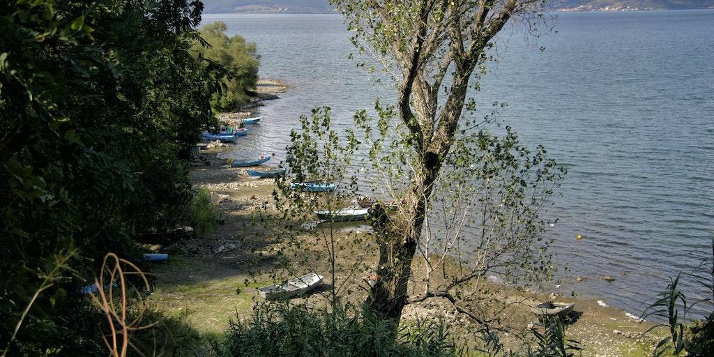 Bracciano sø