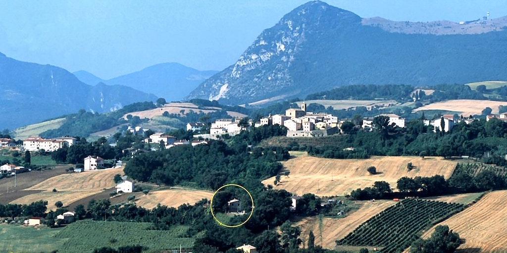 Casale Il Tiglio liegt in einem malerischen Paradies