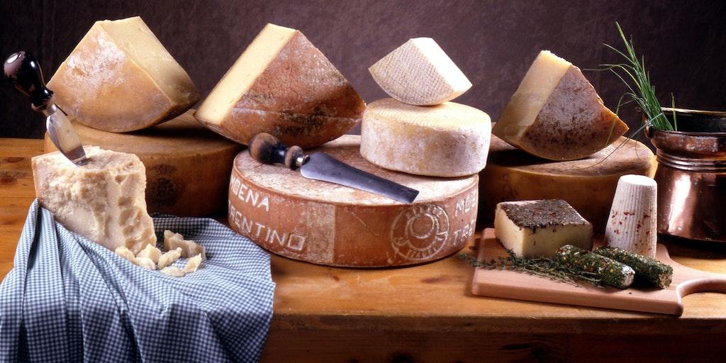 Regionens ostproduktion är värd att köra långt efter