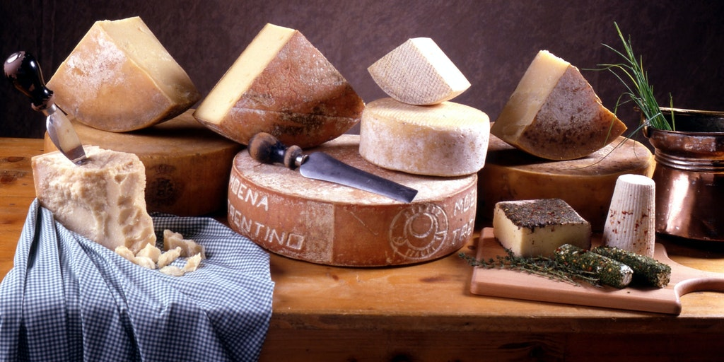 The region's cheese production alone makes the trip worthwhile