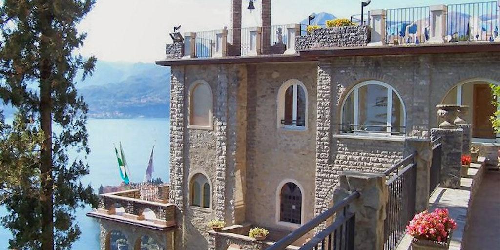 Teodolinda Suite with terrace