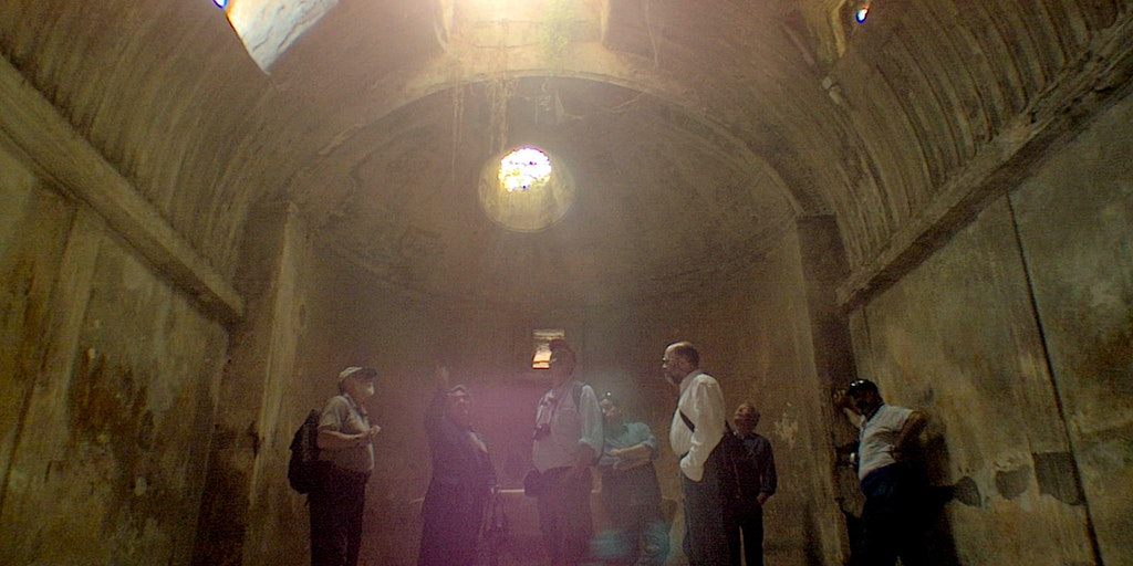 Badanstalt i Pompei