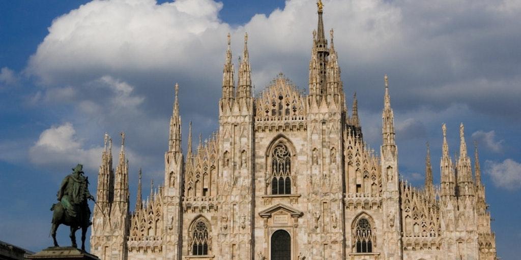 Domkyrkan i Milano