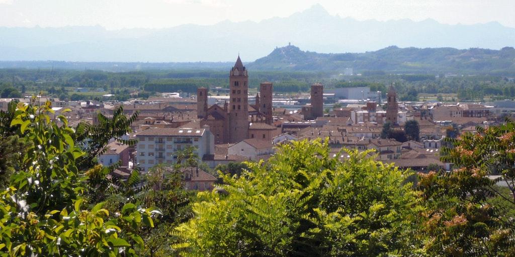 Views over Alba