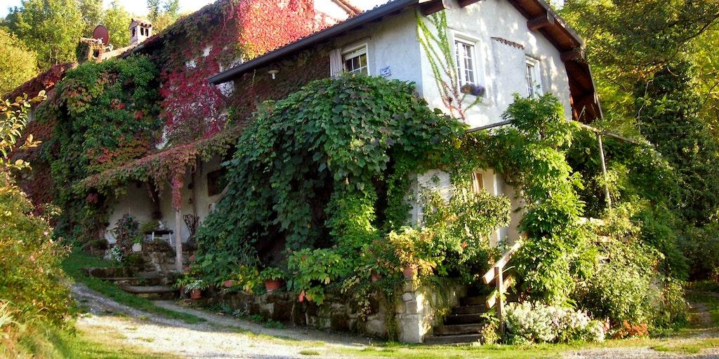 <p>Terrasse de Vecchio Pero</p>