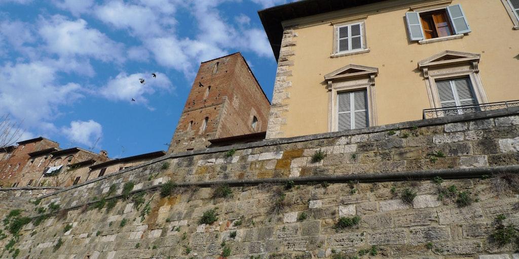 Torre di Arnolfo fra 1200-tallet