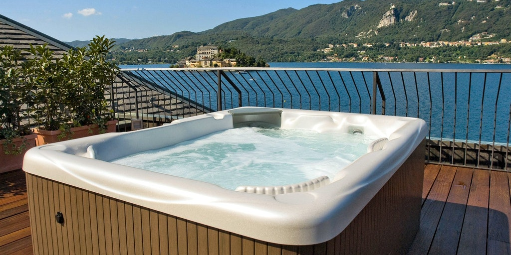Jacuzzi in Panoramalage (Extrazahlung)