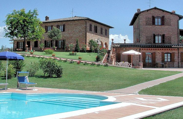 Mieten Sie eine Villa in Italien