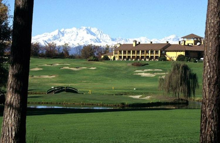 Castelconturbia Golf Club Piemonte In Italia Dk