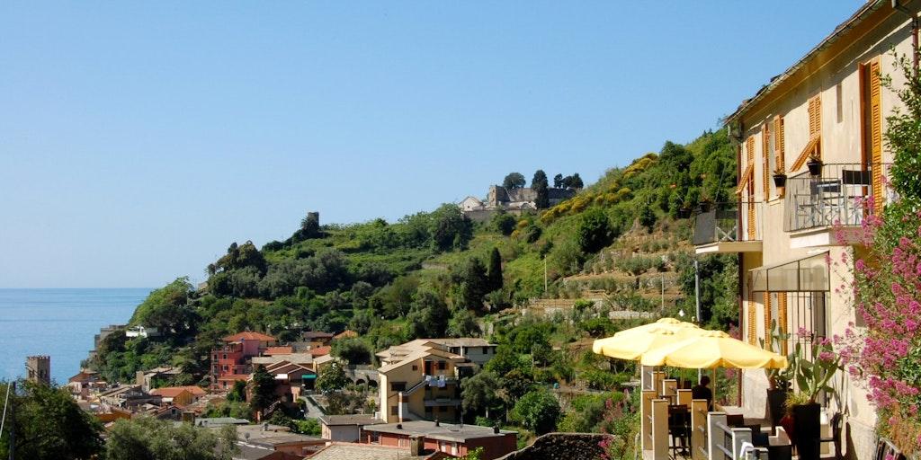 Case dei Limoni with views over Monterosso