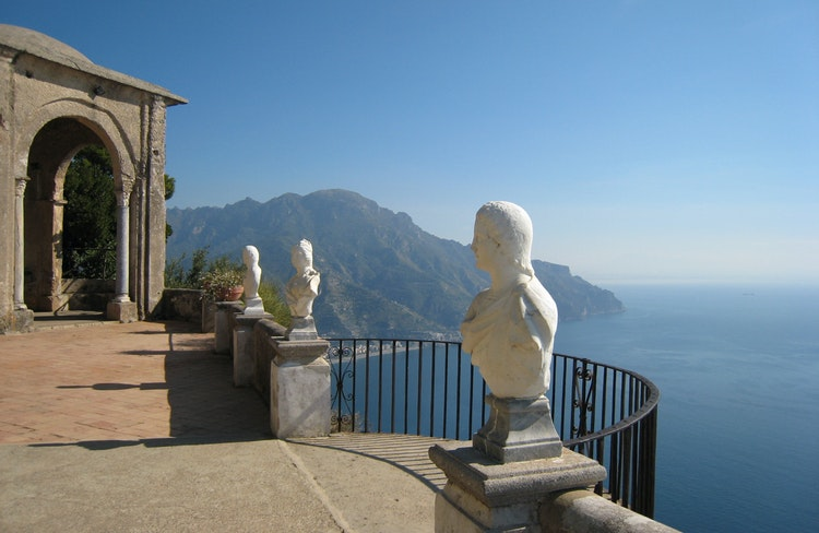 Mit Yndlingssted I Italien Amalfikysten Campania In Italia Dk