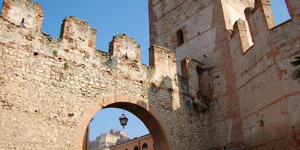 Utgång vid Porta Verona