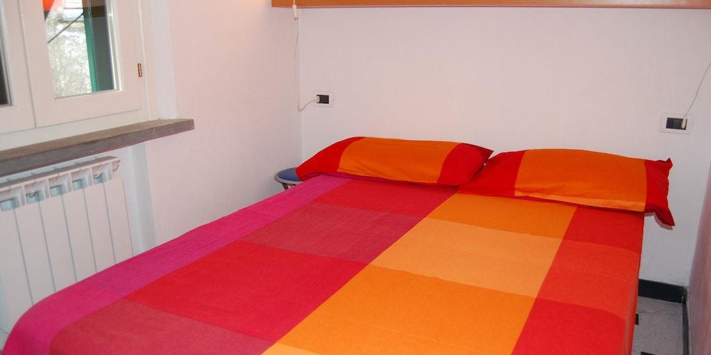 Det lidt mindre soveværelse