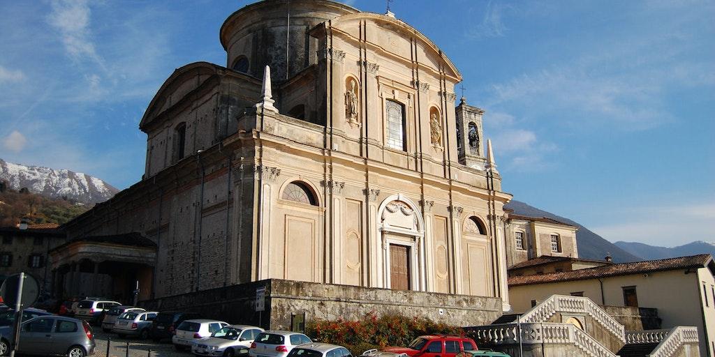 The church of St. Zenone
