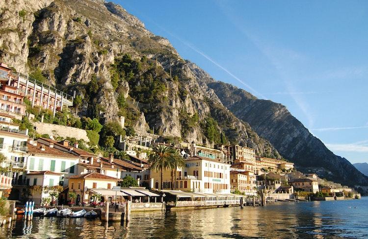 Holiday In Limone Sul Garda Lake Garda Italy