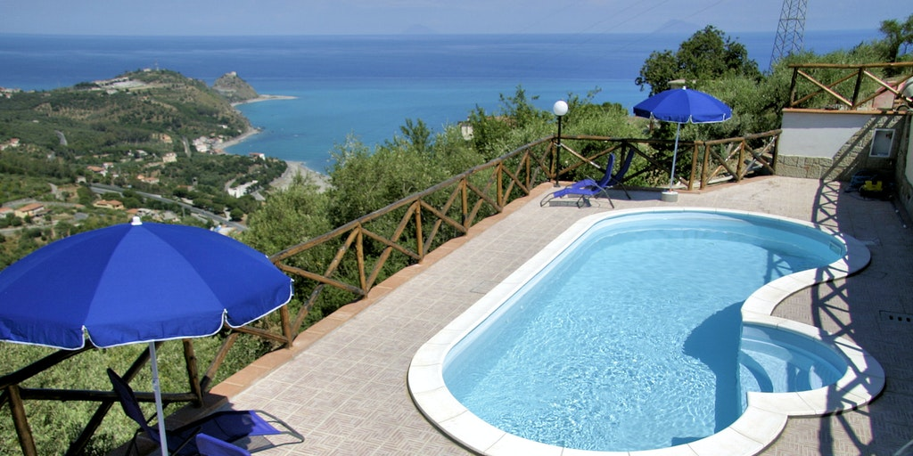 Villa Sea Breeze in Nebrodi