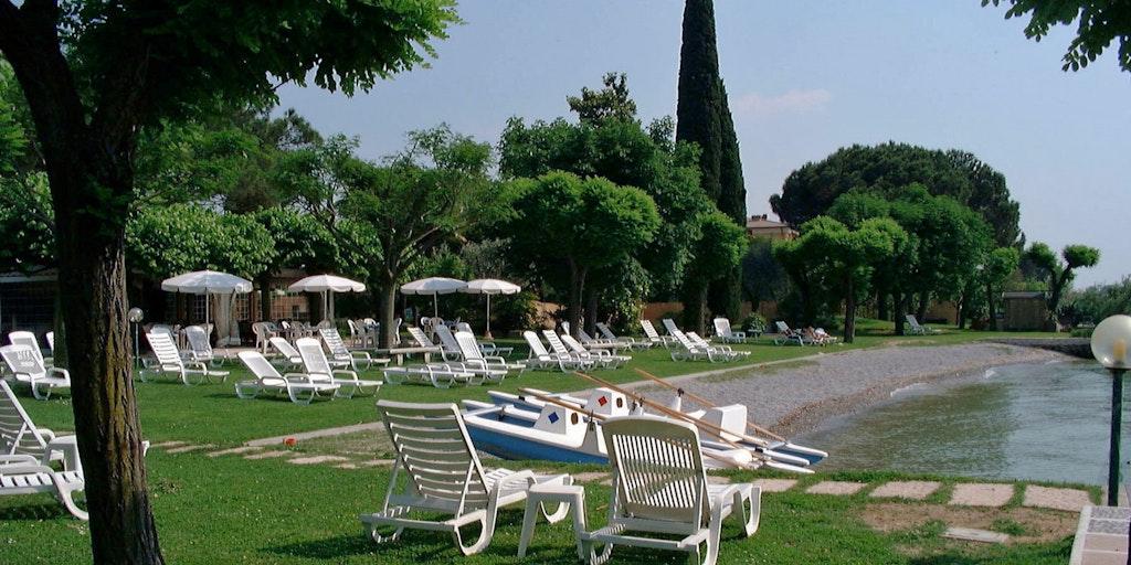 Garten Hotel La Paül