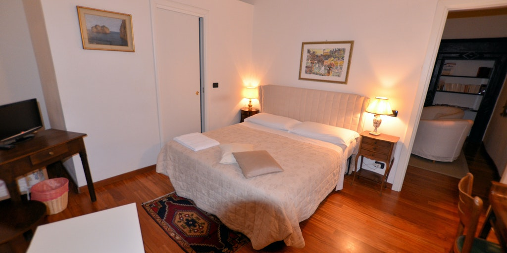 Doppelbettzimmer Nr. 2