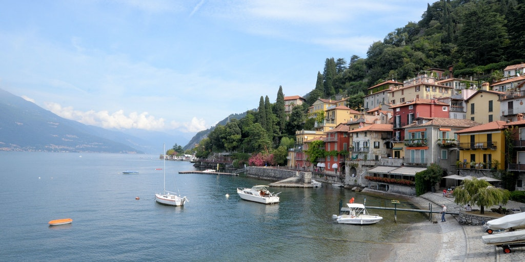 Varenna is one of Lake Como's most charming cities