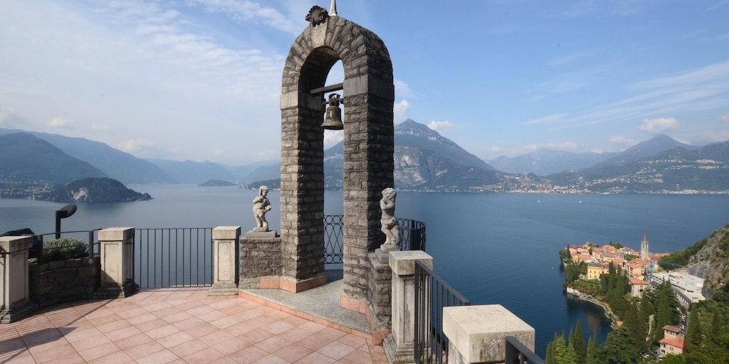 Italiens smukkeste udsigt?