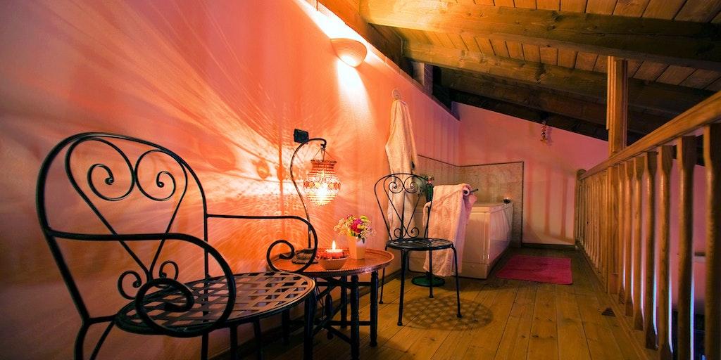 Room Dafne with loft & Jacuzzi