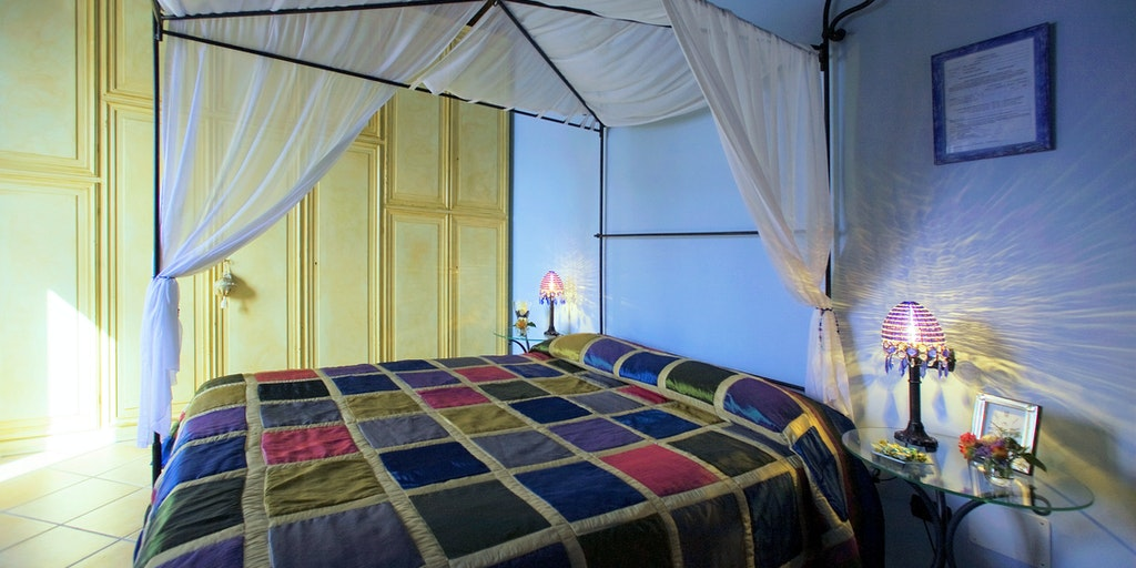 Room Manteia with balcony