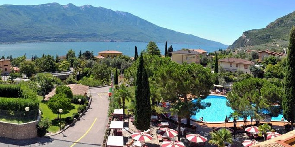 Hotel Caravel Villa Eden Limone Sul Garda