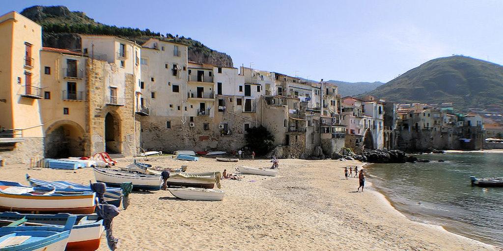 Plage du Vieux-Port