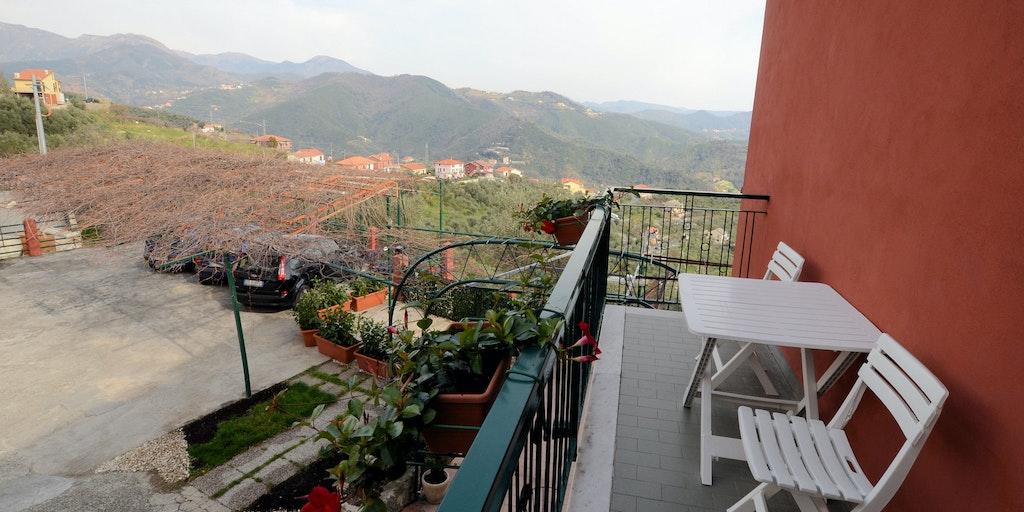 Balkon til Dell'Olio