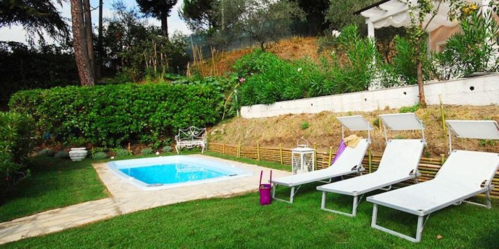La petite piscine (3 x 5m)