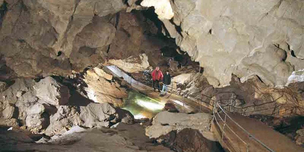 La grotte Alcheronte