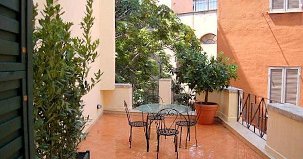 Holiday Apartment Rome Terrazza Barberini Lazio