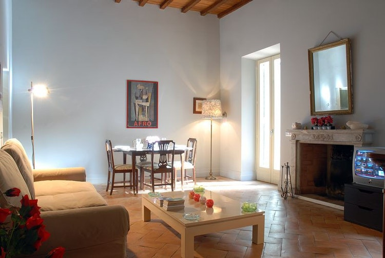 Holiday Apartment Rome Terrazza Barberini Lazio