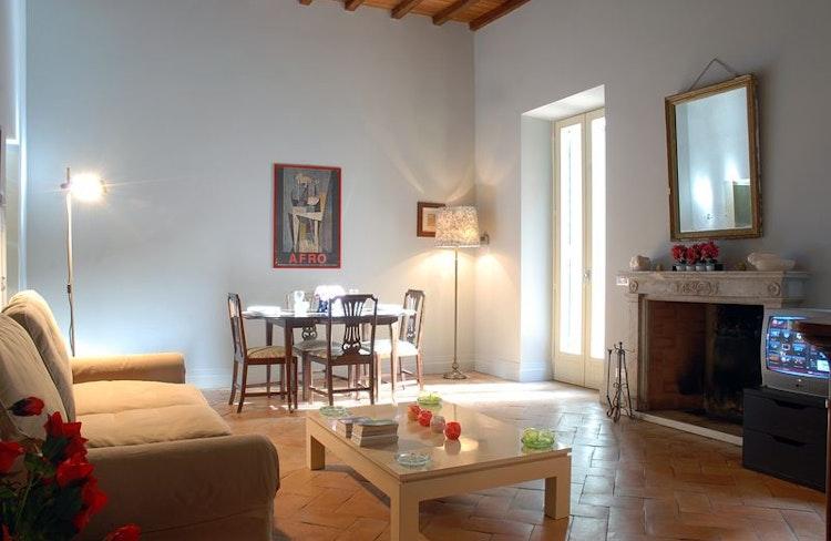 Terrazza Barberini - Ferienwohnung in Rom