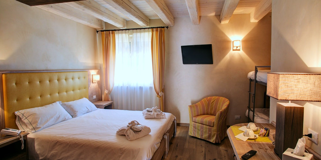 Deluxe-Zimmer Ginestra
