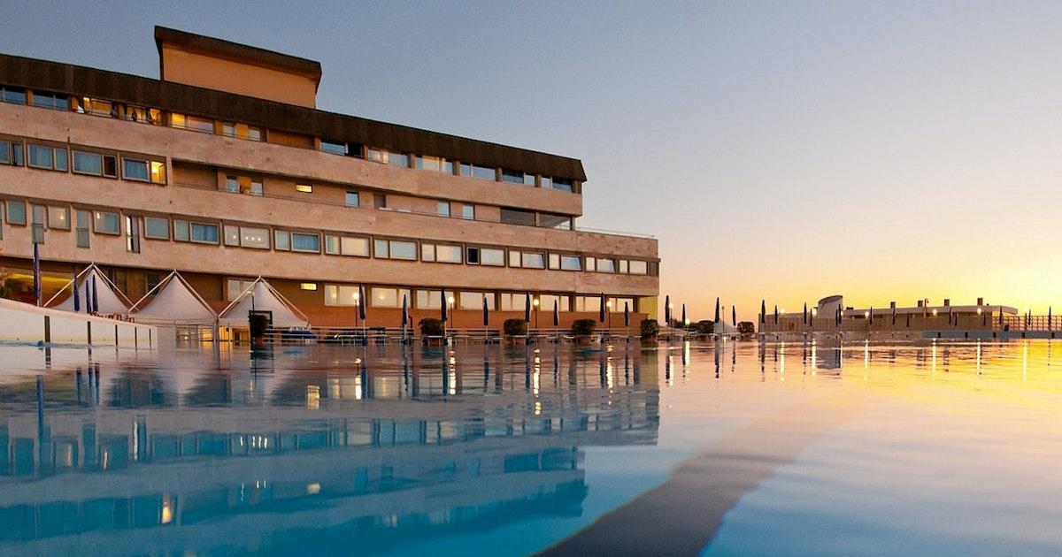 Holiday Tirrenia Tuscany Grand Hotel Continental