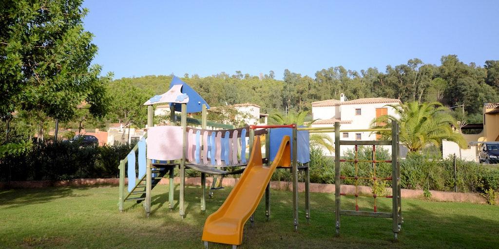 <p>Playground</p>