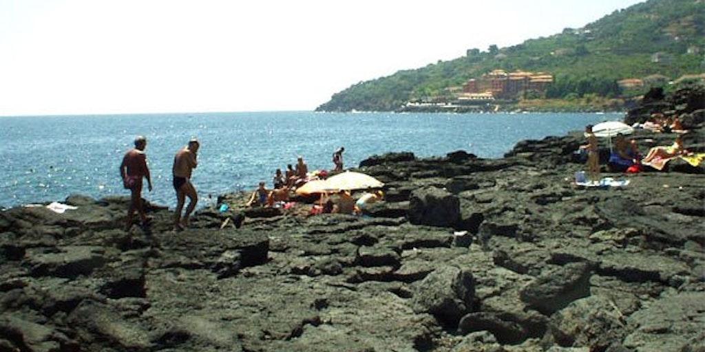 Havet ved Santa Tecla